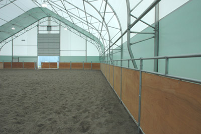 Cow Cutter Indoor Arena